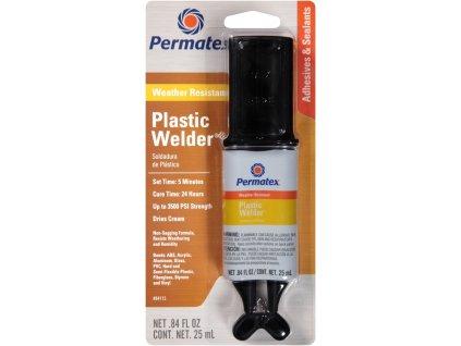 PERMATEX PLASTIC WELDER Lepidlo na plasty 5min 60-022 25 ml