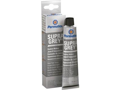 PERMATEX SUPRA GREY šedý silikon na vysokou teplotu 60-038 99 g