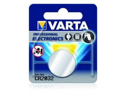 Knoflíková baterie Varta CR2032