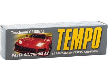 TEMPO SILICHROM pasta na leštění chromu a hliníku 120 g