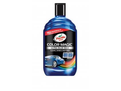 Turtle Wax Color Magic modrý 500 ml