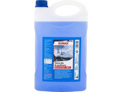 Sonax Zimní kapalina do ostřikovačů -20°C 332400 4L