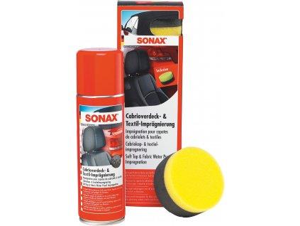 Sonax Impregnace střech kabrioletů ve spreji 310200 300 ml