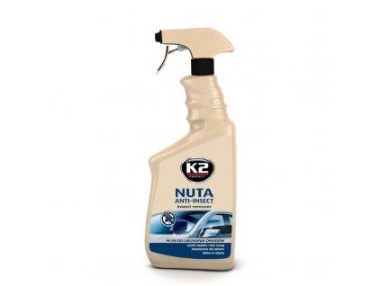 K2 NUTA Anti-Insect čistič skel K117M 700 ml