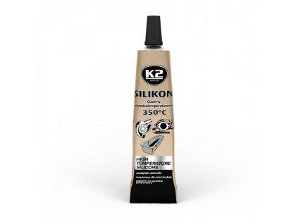 K2 SILICONE BLACK černý silikon B205 21 g