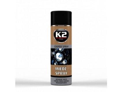 K2 Copper Spray - měděný sprej W122 400 ml