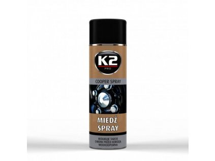 K2 Copper Spray - měděný sprej W122 400 ml