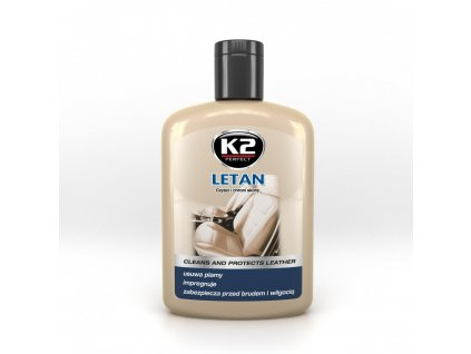 K2 LETAN - K202 prostředek na čištění a ochranu kůže 200 ml