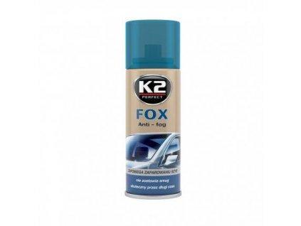 K2 Fox- přípravek proti mlžení oken K632 200 ml