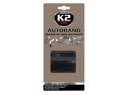 K2 AUTOBAND páska na opravu hadic - B3000 -5x300 cm