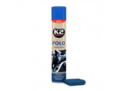 K2 POLO COCKPIT sprej LAVENDER K407LA0 750 ml
