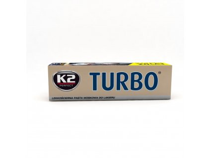 K2 TURBO pasta na obnovu laku K001 120 g