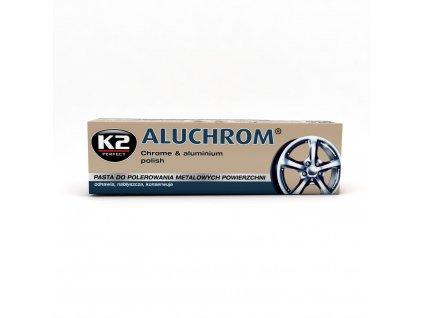 K2 ALUCHROM čištění a leštění kovů K003 120 g