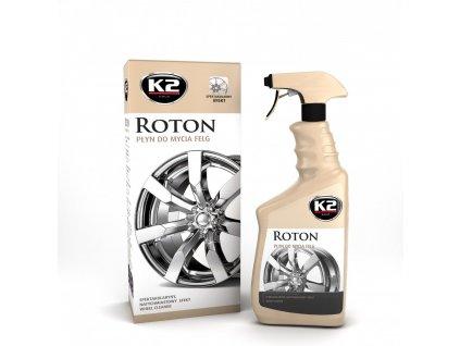 K2 ROTON 700 ml čistič alu disků