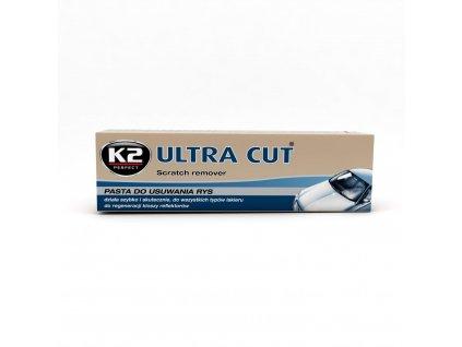 K2 ULTRA CUT brusící a leštící pasta na odstranění škrábanců K002 100 g