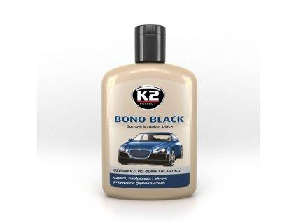 K2 BONO BLACK Pasta na vnější plasty K030 200 ml