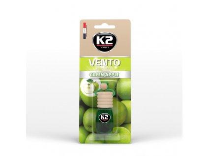 K2 VŮNĚ VENTO - GREEN APPLE V451 - 8 ml