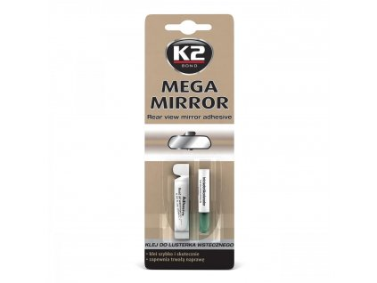 K2 Mega Mirror Lepidlo na zpětná zrcátka 6 ml