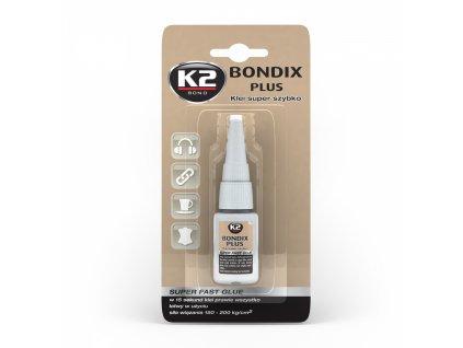 K2 BONDIX sekundové lepidlo B101 10 g