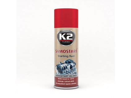 K2 SAMOSTART startovací sprej T440 400ml