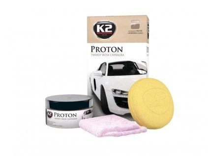 K2 PROTON tvrdý vosk karnauba G040 200 g