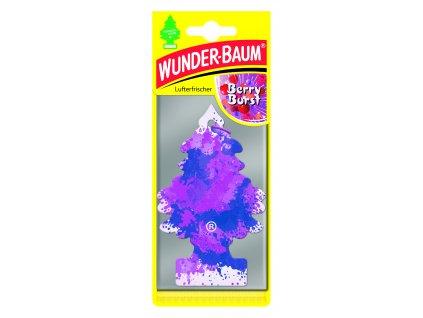 Wunder-Baum osvěžovač vzduchu stromeček BERRY BURST 23-156 5 g
