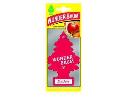 Wunder-Baum osvěžovač vzduchu stromeček APPLE CINNAMON 23-054 5 g