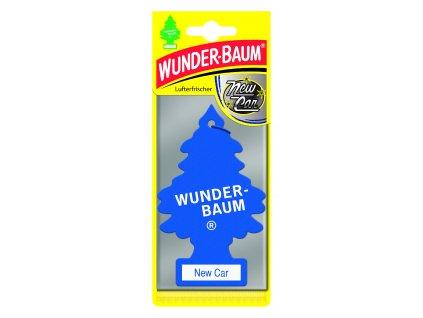 Wunder-Baum osvěžovač vzduchu stromeček NEW CAR 23-006 5 g