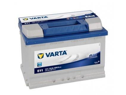 Varta Blue Dynamic 12V 74Ah 680A 574 012 068