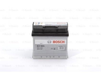 Bosch S3 12V 41Ah 360A 0 092 S30 010