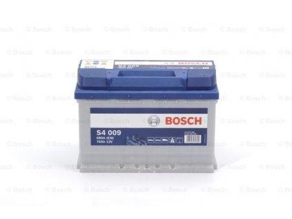 BOSCH 12V 74Ah 680A 0 092 S40 090