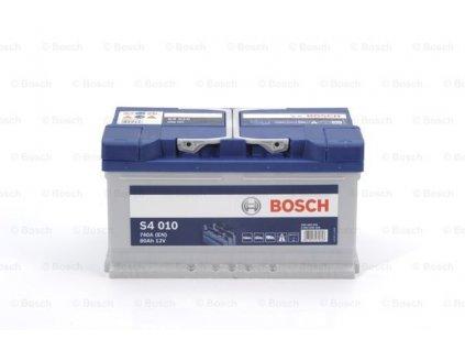 BOSCH 12V 80Ah 740A 0 092 S40 100