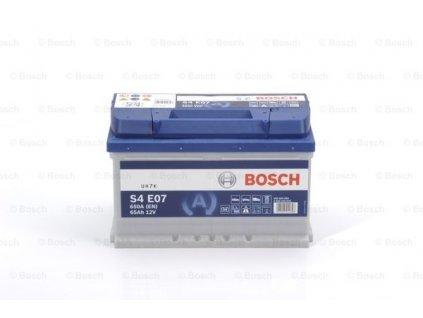 BOSCH 12V 65Ah 650A 0 092 S4E 070