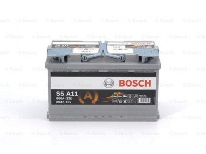 BOSCH 12V 80Ah 800A 0 092 S5A 110