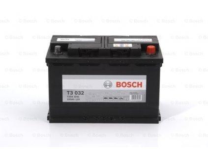 BOSCH 12V 100Ah 720A 0 092 T30 320