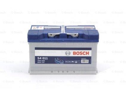 BOSCH 12V 80Ah 740A 0 092 S40 110