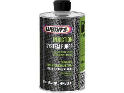 Wynn´s Injection System Purge