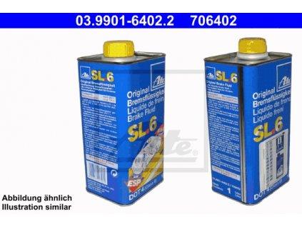 ATE SL.6 DOT 4 1 l