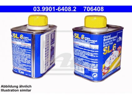 ATE SL.6 DOT 4 250 ml