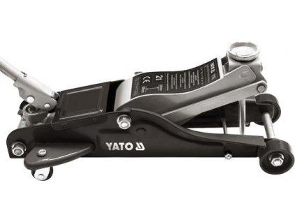 Yato YT-1720 Hever pojízdný pístový hydraulický 2 t
