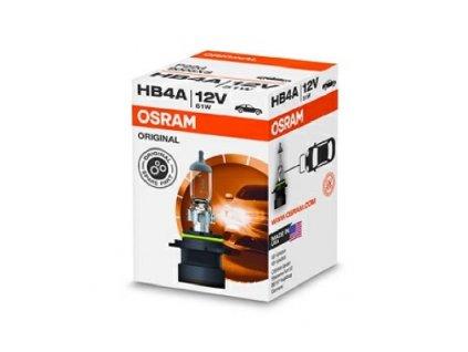ŽÁROVKA OSRAM  9006XS HB4A P22d 12V 51W