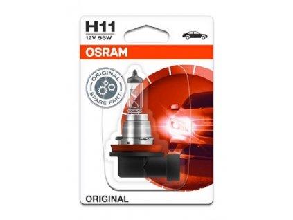 ŽÁROVKA OSRAM 64211 H11 PGJ19-2 12V 55W