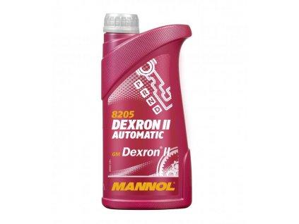 Mannol Dexron II AUTOMATIC 0,5 l