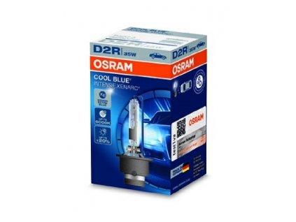 ŽÁROVKA ŽÁROVKA Cool Blue Intense 66250CBI D2R P32d-3 85V 35W
