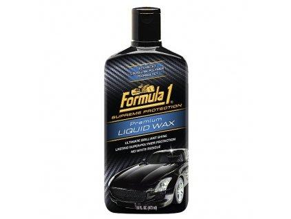 Formula 1 Tekutý vosk na autolaky s polymery 473 ml