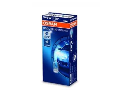 ŽÁROVKA OSRAM Cool Blue Intense 2825HCBI W5W W2,1x9,5d 12V 5W