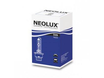 ŽÁROVKA OSRAM NEOLUX Xenonová výbojka XENARC Standart D2S-NX2S D2S P32d-2 12/24V 35W