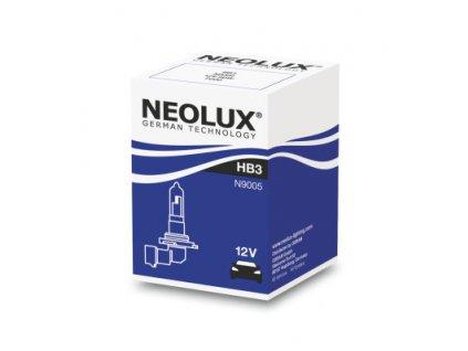 ŽÁROVKA OSRAM NEOLUX N9005 HB3 P20d 12V 60W