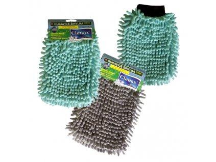 Clanax Clean žinylková rukavice 24 x 18,5 cm 1 ks