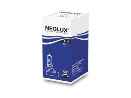 ŽÁROVKA OSRAM NEOLUX STANDARD N711 H11 PGJ19-2 12V 55W